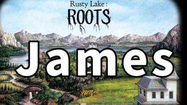 Rusty Lake:Roots 攻略 #1:James
